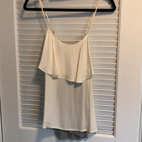 LA made Tops - Cross back cami